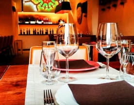 Pavì wine restaurant, Locorotondo