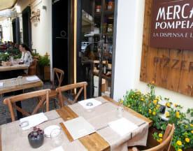 Pizzeria Mercato Pompeiano, Pompei