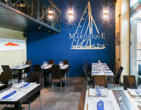 Martinique grill, Milan