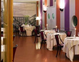 La Veranda dell'Hotel dei Duchi, Spoleto