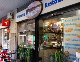 pizzeria Ushuaia, Terrassa