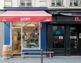 Cafe Nata, Paris