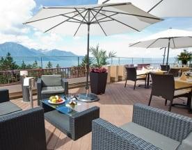 Restaurant le Pavois, Montreux