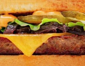 Mr Cinnamon Burger, Aversa