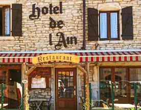 Hotel restaurant de l'ain, Pont-de-Poitte