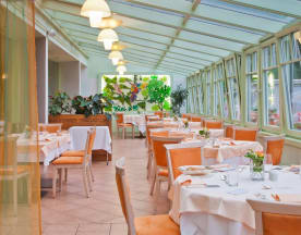 Delfino Garden & Restaurant, Lugano