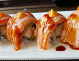 Tokyo Sushi BRA, Bra