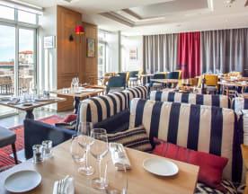 IQORI-Le Regina Biarritz:Table gastronomique le soir - Carte bistrot le midi, Biarritz