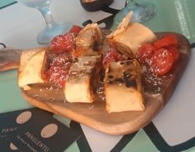 Panelentu take away & street food of Sardinia, Nuoro