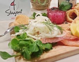 4 STAGIONI- Pizzeria le Rotonde, Garlasco