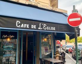 Café de l'église, Clichy