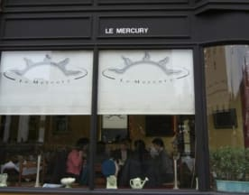 Le Mercury Restaurant, London