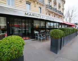 Marius et Janette, Paris