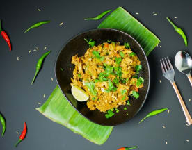 Curry Masala Essen, Essen