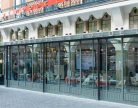 Brasserie De Roode Leeuw, Amsterdam