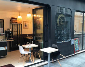 Kabul Kitchen, Paris