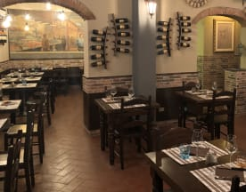 Osteria All'Antico Mercato, Firenze