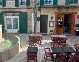Restaurant La Fontaine, Saint-Martin-de-Brômes