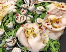 Il Sale osteria siciliana, Como