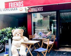 Friends Coffeehouse et Bar, Nice
