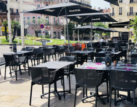 Brasserie Cafe de la Gare, Toulon
