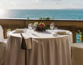 Nazzaré Restaurant, villa Crawford, Sant'Agnello
