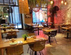 Grill restaurant, Barcelona