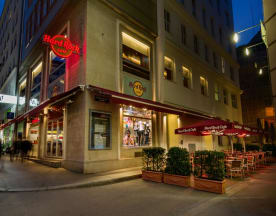 Hard Rock Café Vienna, Wien