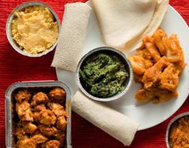 El Deliciós - Comida Etíope, Barcelona