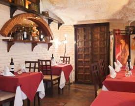 The first little Italy, Arona (Spain)