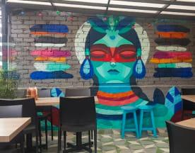 Hache De Hamburguesa (Sta Barbara), Bogotá