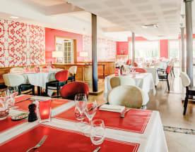 Restaurant Rouge & Blanc - Hôtel Les Maritonnes, Romanèche-Thorins