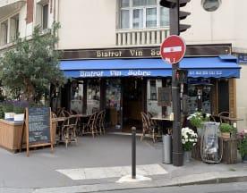 Le Vin Sobre, Paris