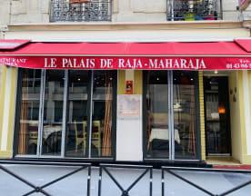 Le Palais de Raja Maharaja, Paris