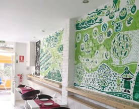 Tulsi Vegan Restaurant, Barcelona