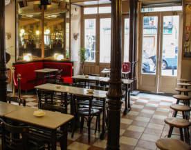 Café Barbieri, Madrid