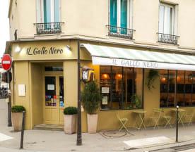 Il Gallo Nero, Paris