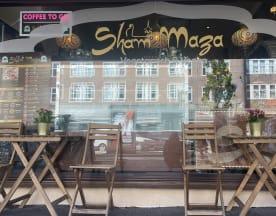Sham Maza, Amsterdam
