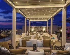 Roof Garden Lounge Bar, Ercolano