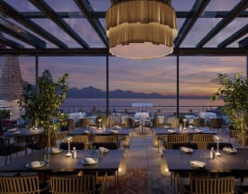 Sky Lounge - Hôtel Royal Savoy, Lausanne
