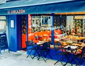 El Corazon, Paris