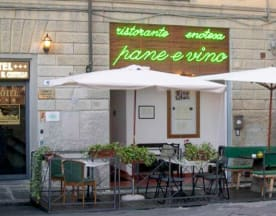 Enoteca Pane e Vino, Florence