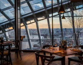 Darwin Brasserie at Sky Garden, London