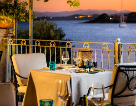 Blù Restaurant, Golfo Aranci