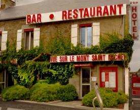 La Digue, Le Mont-Saint-Michel