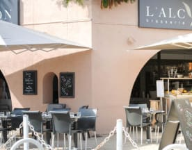 Brasserie l'Alcyon, Antibes