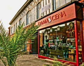 Damascena Coffee House Moseley Village, Birmingham