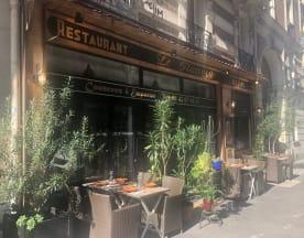 Le Touareg, Paris