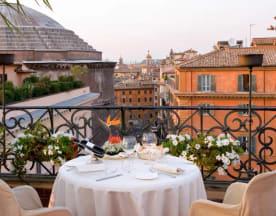 Minerva Roof Garden, Roma