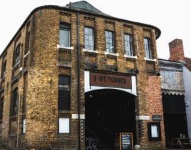 The Foundry Brew Pub, Canterbury